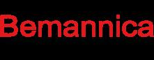 Bemannica logotyp retina