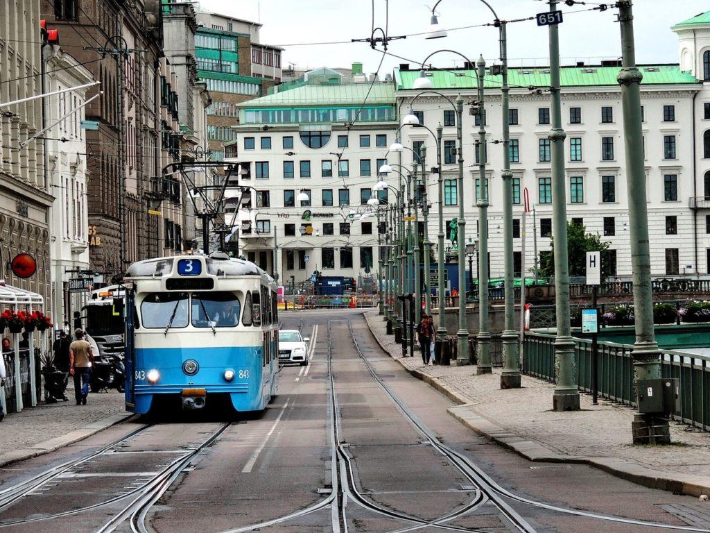 Bemannica i Göteborg