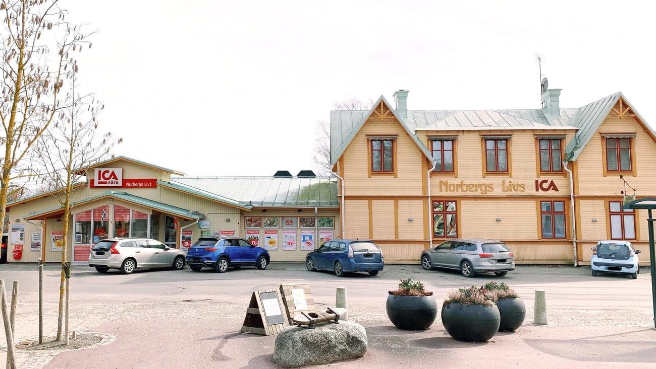 Bemannica - ICA Nära Norbergs livs