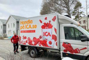 Bemannica rekryterar 60 chaufförer till ICA Ehl