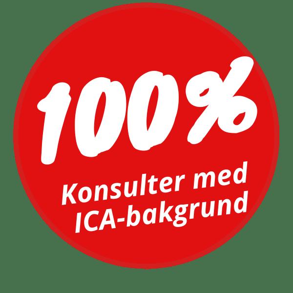 konsulter med ICA-bakgrund